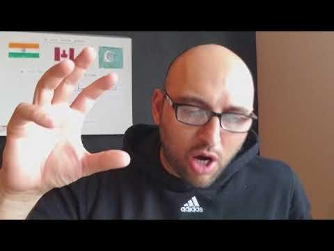 CANADA WORK PERMIT ( VISA ) PROCESS 2018 | Watch till End