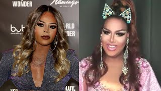 Drag Race: Alexis Mateo Got HELP from Vanessa Vanjie Ahead of 'All Stars 5' (Exclusive)