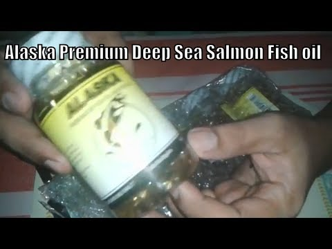 alaska premium deep sea salmon fish oil with omega-3 review 2018