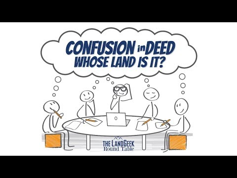 ROUND TABLE—Confusion InDeed—Whose Land Is It?