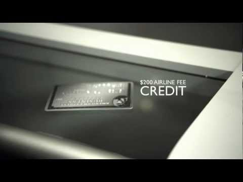 American Express OPEN:  The Business Platinum Card®, $200 Airline Fee Credit