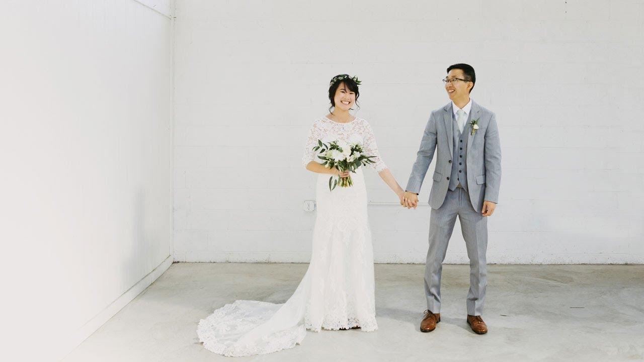 Our minimal, low waste wedding