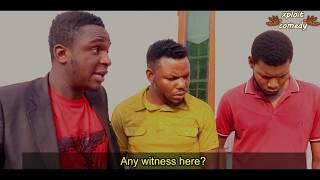 The crime scene Foriegn Police vs Nigerian Police (xploit comedy)