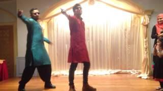 Punjabi Engagement Performance Sona Sona Dil Mera Sona
