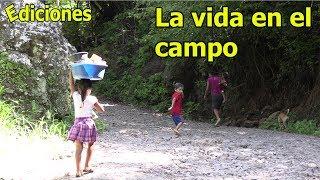 Sandra #8 así es la vida de campo en mi pueblo - Ediciones Mendoza