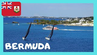 BERMUDA, EXPLORING the MOST BEAUTIFUL ISLAND in the WORLD