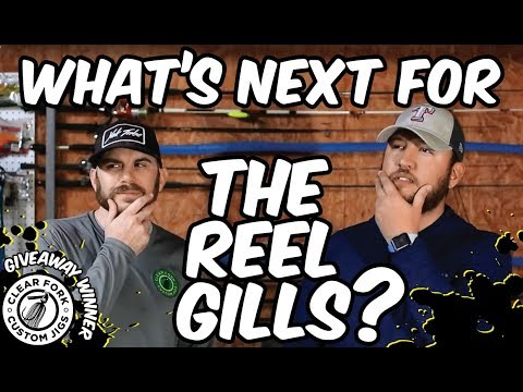 What's Next For The Reel Gills?(GIVEAWAY WINNER)