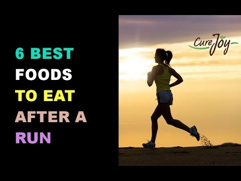 6 Best Foods To Eat After A Run