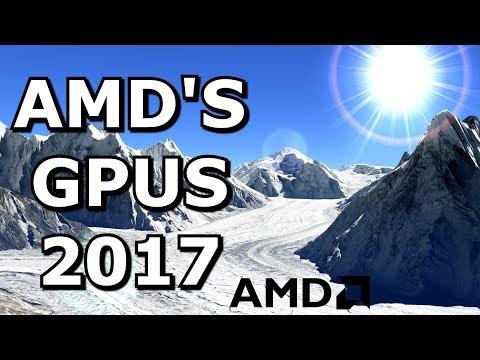 AMD's GPUs in 2017