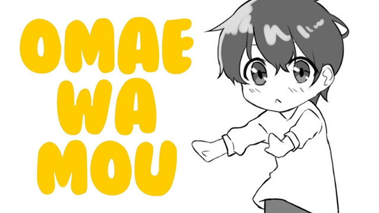 "deadman 死人 - ""Omae Wa Mou / Already Dead""┃Male Cover"