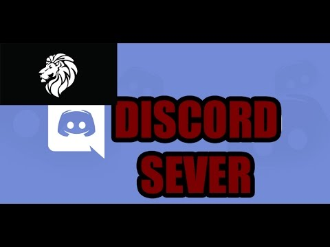 New Icon And Discord Sever