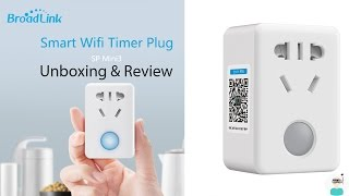 BroadLink SP Mini 3 WiFi Smart Home Socket - unboxing and review