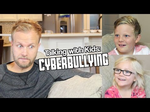 Talking with Kids: CYBERBULLYING