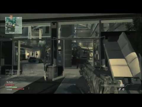 AverMedia C281 Game Capture HD Quality Test MW3 (Raw Footage)
