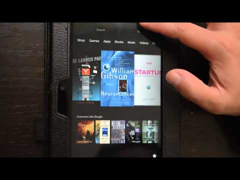 How to install the missing apps on the Kindle Fire HD (Instagram for example)