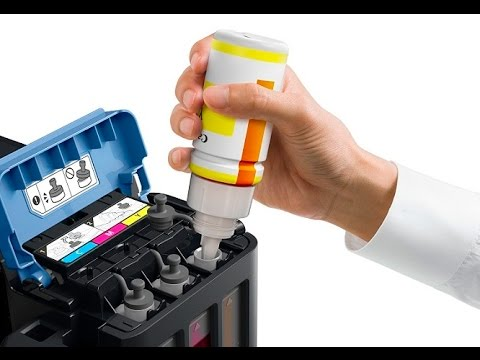 Canon Refill printer - Pixma G3400 G2400 G1400 Ink Refill Printer Setup