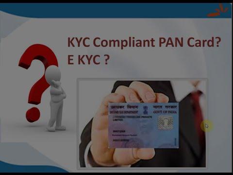 05 - KYC Compliant PAN Card & E-KYC (HINDI)