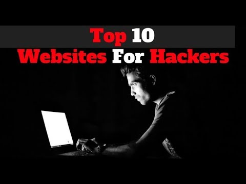 Top 10 Websites To Learn Ethical Hacking |  2018