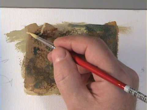 How to Paint Rocks, Brick and Stone *preview*