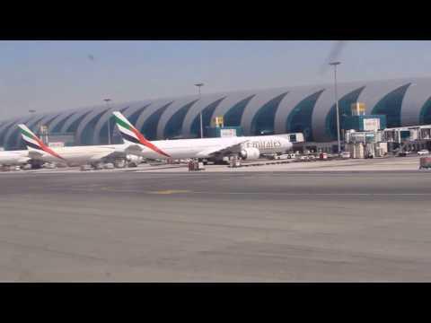 Peshawar to Sydney; Emirates Economy Class
