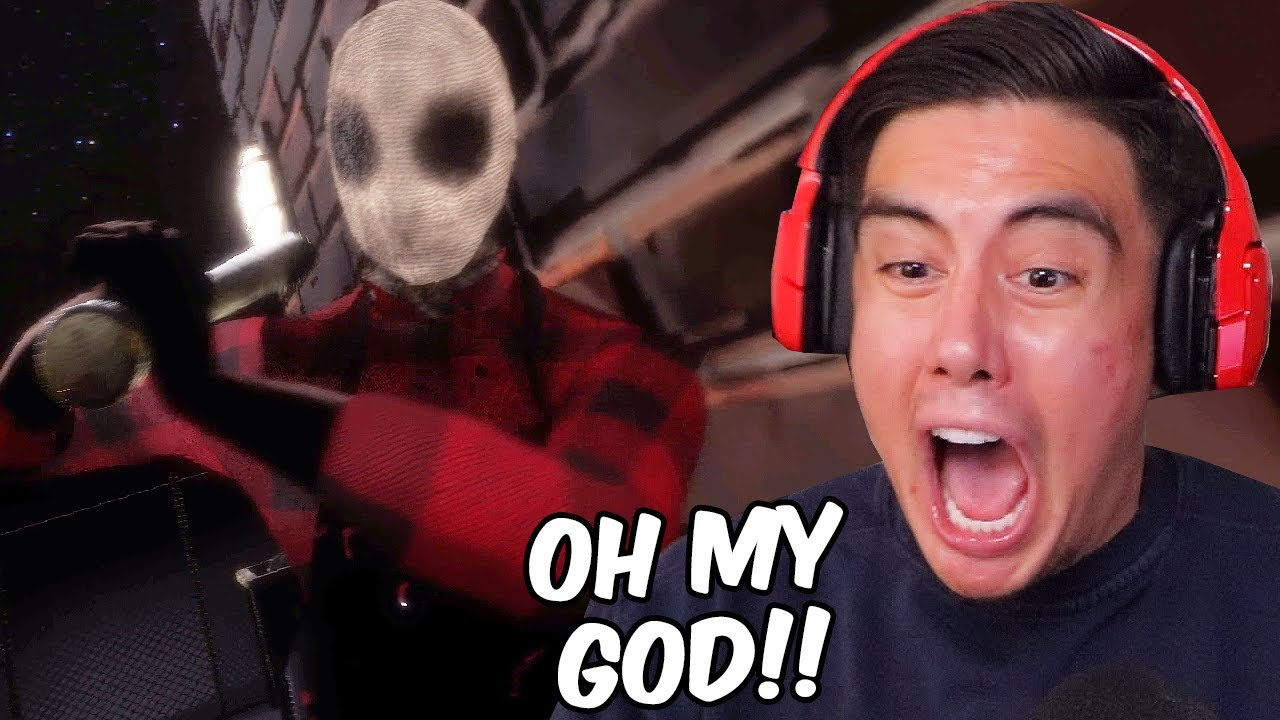 THIS IS THE LAST TIME A JUMPSCARE TAKES MY SOUL WHILE WORKING THE NIGHT SHIFT | Free Random Games