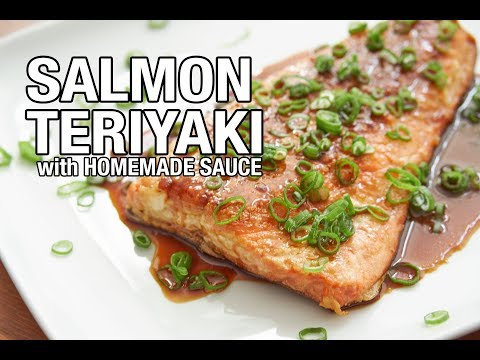 Salmon Teriyaki with Homemade Sauce | Belly on a Budget | Episode 10