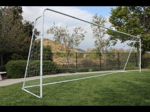 24x8 Regulation Soccer Goal Full Size FIFA, MLS, Tube, Steel Goal by G3Elite