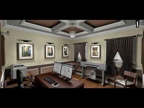 3D Projects/Renderings 3Ds Max & Chief Architect