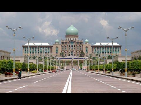 Putrajaya - A Beautiful City