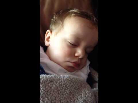 Snoring toddler