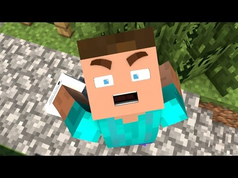 iPhone 7 Gone Wrong - Minecraft Animation