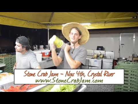 Stone Crab Jam