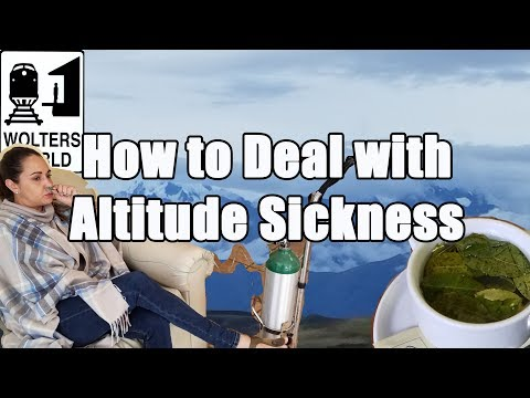 How To Deal with Altitude Sickness in Peru