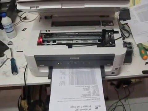 EPSON K100 Modification