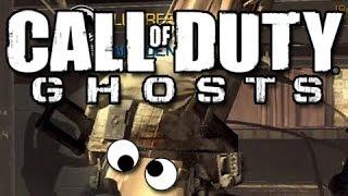 Call of Duty: Ghosts - Stretch Glitch with Friends!  (Funny COD: Ghosts Glitch and Tutorial!)