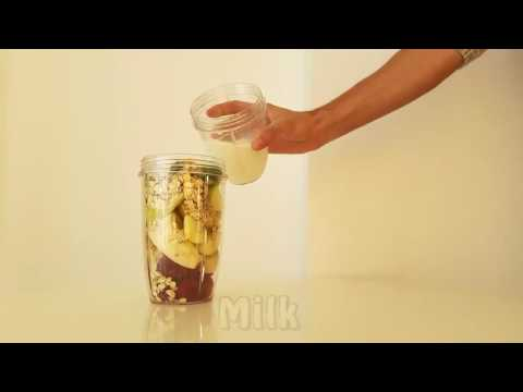 Morning Smoothie To Give You Energy