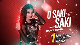 O SAKI SAKI Dance Cover   Batla House   Nora Fatehi   Neha Kakkar   Ridy Sheikh Dance Choreography
