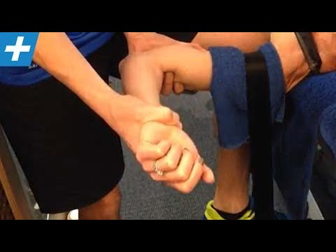 Frozen shoulder joint mobilisation to increase ROM | Feat. Tim Keeley | No.57 | Physio REHAB