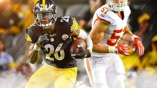Le'Veon Bell Top 10 Plays Of 2016   NFL ᴴᴰ