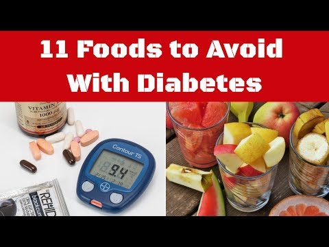 11 Foods To Avoid With Diabetes Doesn't Have To Be Hard