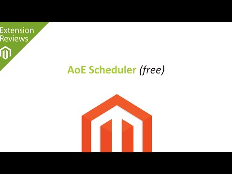 AoE Scheduler - Magento Extension Review