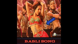 Babli | hot item song | kissebaaz | Evelyn Sharma, Mamta Sharma & Rohan Pradhan