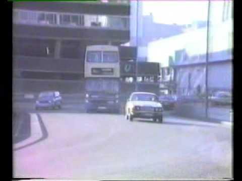 Buses in Birmingham 1987