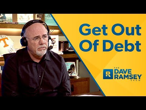 How To Get Out Of Debt - Dave Ramsey Rant