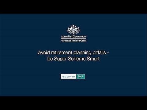 Avoid retirement planning pitfalls – be Super Scheme Smart