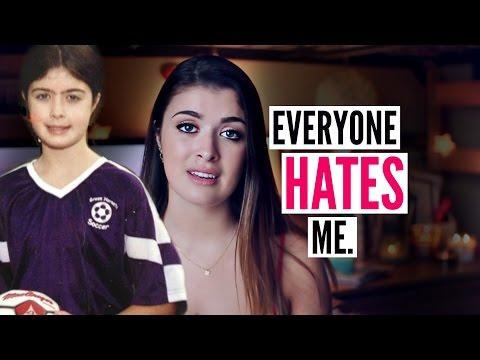 EVERYONE HATES ME.
