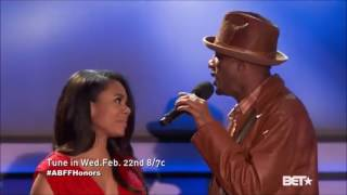 Download ABFF Regina Hall & Ralph Tresvant Reminisce pt 2 (Full) Video