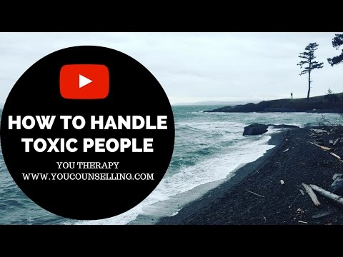 3 Key Signs you have a Toxic Person in your Life