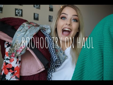 BOOHOO TRY ON HAUL | FALL 2017