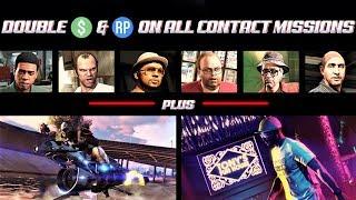 GTA Online NEW CONTENT! 2x GTA$ Contact Missions Videos